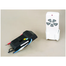 Fan remotes fan accessories lighting fixtures doyles vaxcel international x rc6593 ceiling fan remote control kit aloadofball Image collections