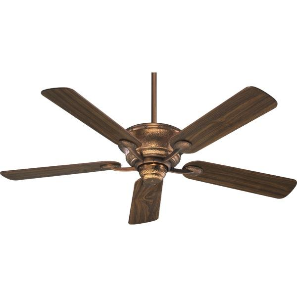 Old copper ceiling fan 49525 49 doyles electric inc old copper ceiling fan aloadofball Image collections
